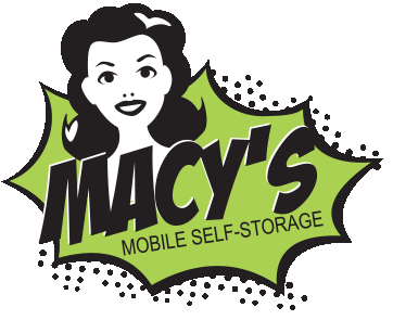 Macy's Mobile Self-Storage, re-delivery